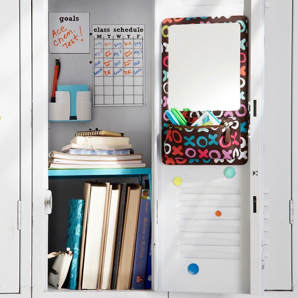 Organized Locker 3 Goal For My Locker To Look As Organized As It