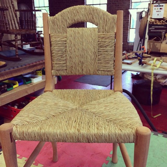 First draft of custom order from NJ. Well done Dave. #silverriverchairs #guildcraft #avlart #curvestudios