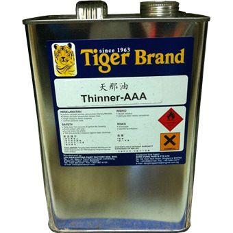 Tiger Thinner Aaa Kerosene Paint Thinner Thinner