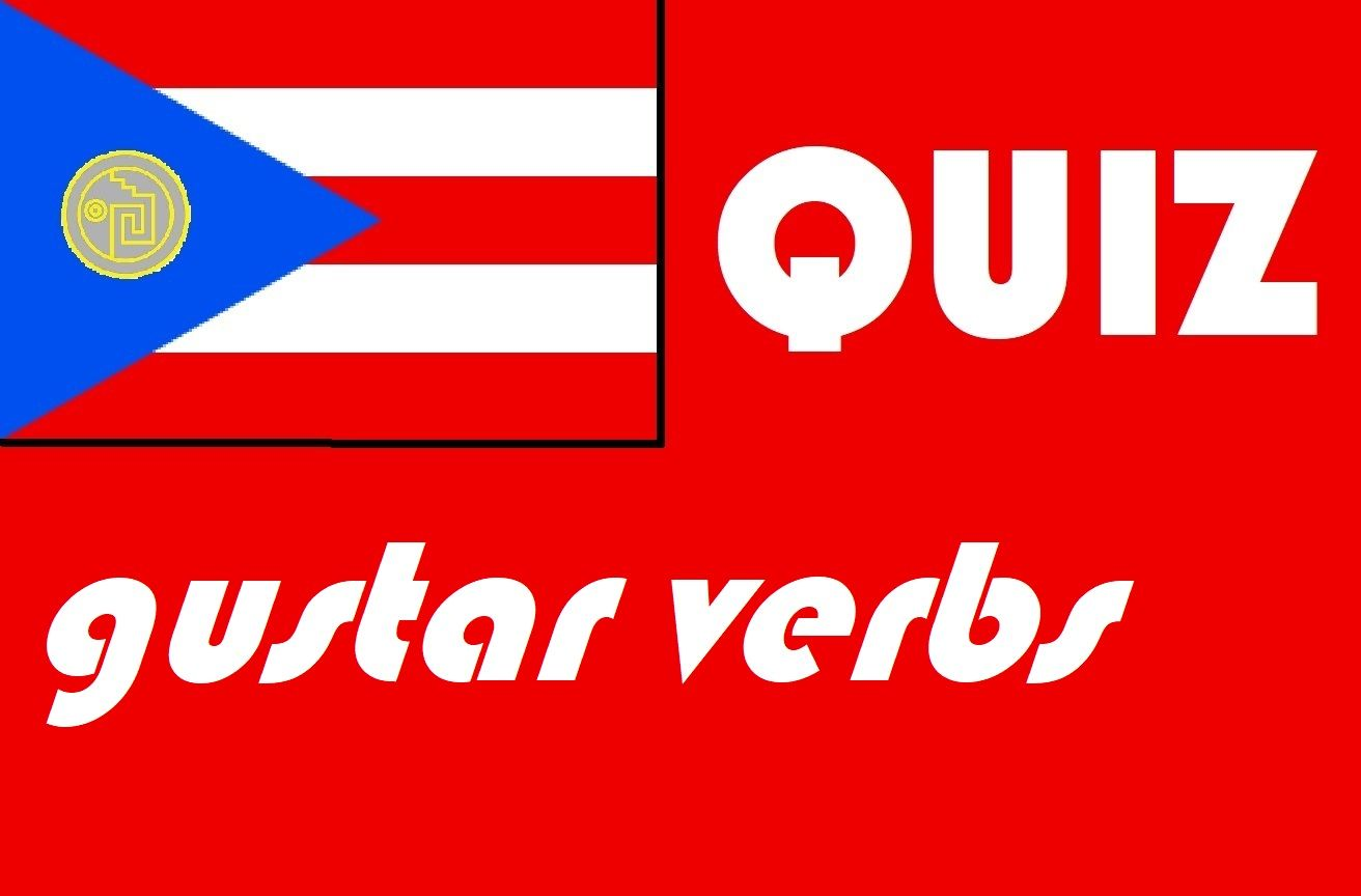 Spanish Gustar Type Verbs Quiz Or Worksheet