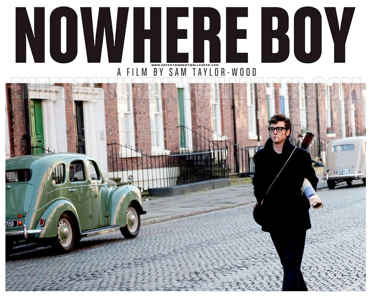 WONDERFUL film about the life of a young John Lennon, right before The Beatles!