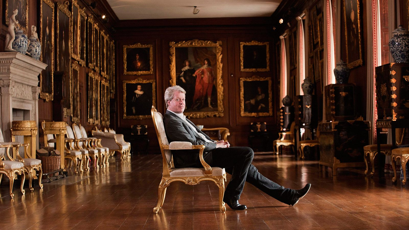 17 Best images about Althorp - Diana's Family Home on Pinterest ...