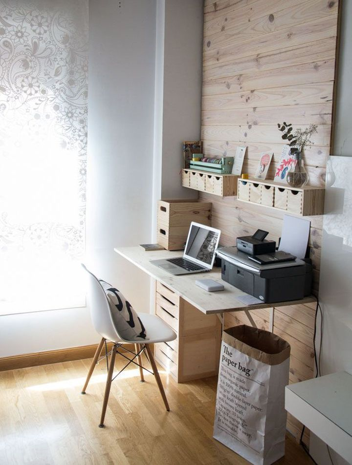 Home Office Design Ideas - Whether you have a dedicated home office ...