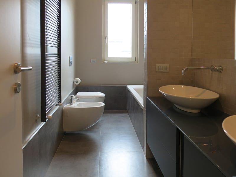 Bagno Stile Minimalista : Arredare il bagno in stile scandinavo foto design mag