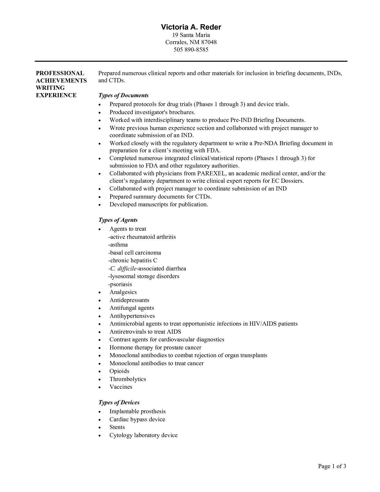 Resume Writing Examples Write A Resume Best Template Freewriting A Resume Cover Letter