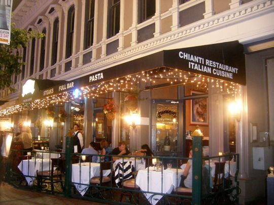 Chianti In Sandiego Downtown Review At Foodfindernet Sandiego