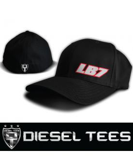 773116b4136 Duramax LB7 Diesel FlexFit Hat available at www.DieselTees.com ...
