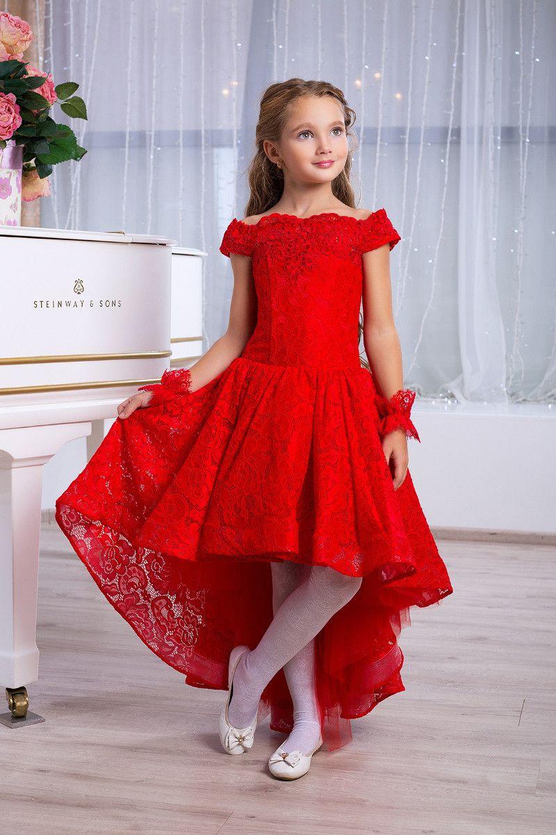 Rote Spitze Kleid, Mädchen Geburtstag Kleid | Mädchen geburtstag ...