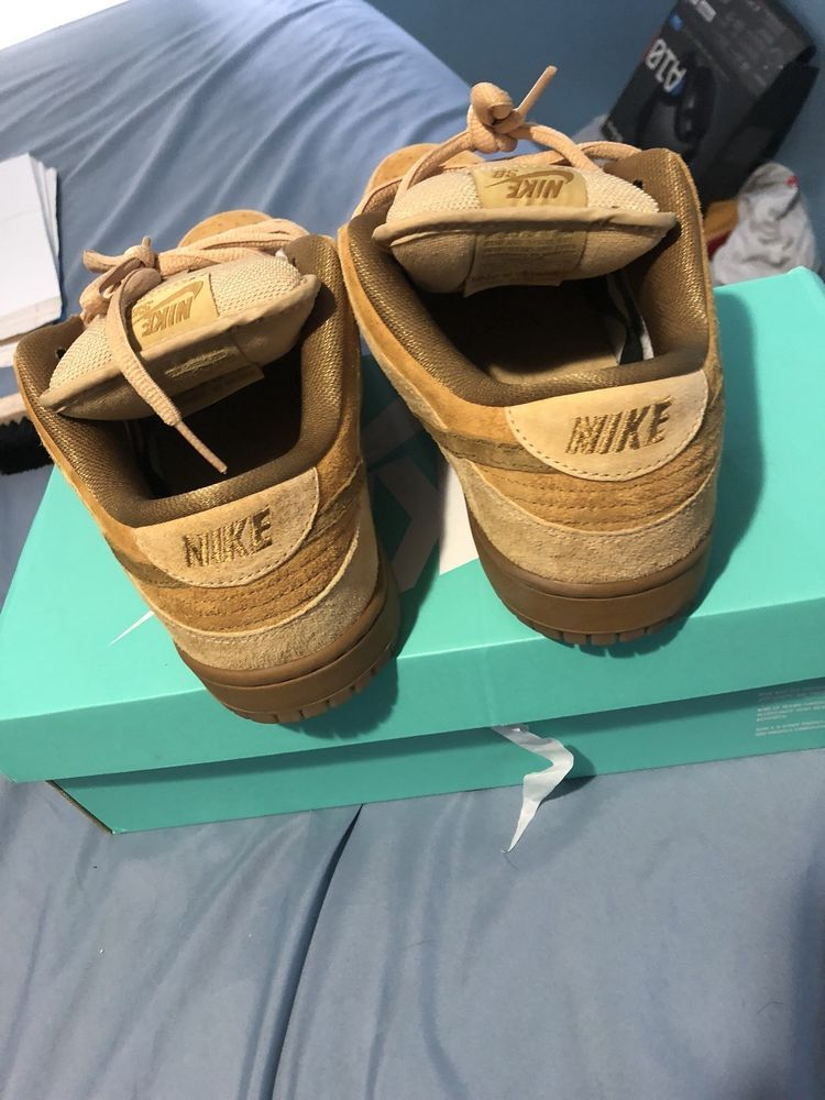 buy popular c19d5 315e0 nike sb dunk low wheat  fashion  clothing  shoes  accessories  mensshoes   athleticshoes (ebay link)