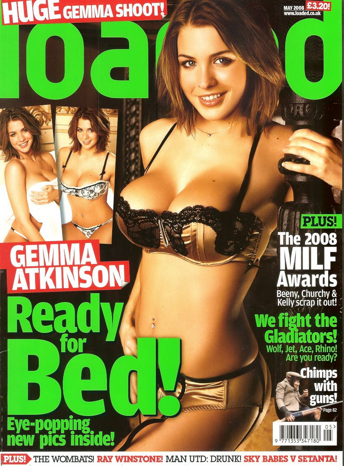 pictures WTF Gemma Atkinson