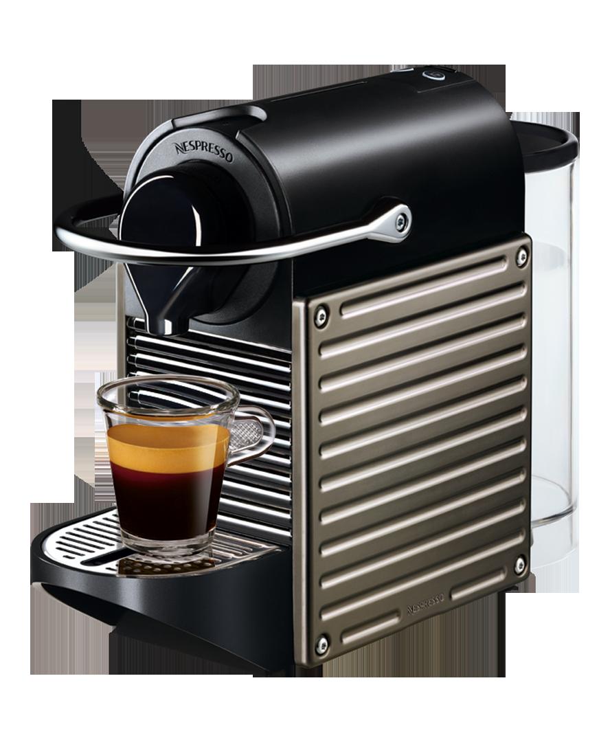 Nespresso Coffee Maker Usa : Krups Pixie Electric Titanium Coffee Machine Nespresso Kitchen Pinterest Nespresso ...