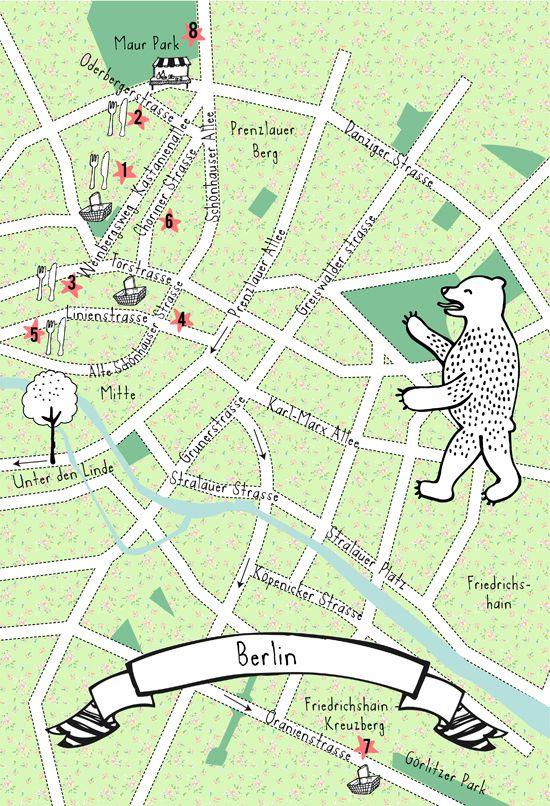 Localilo in Berlin #1 Sjoesjoe tour
