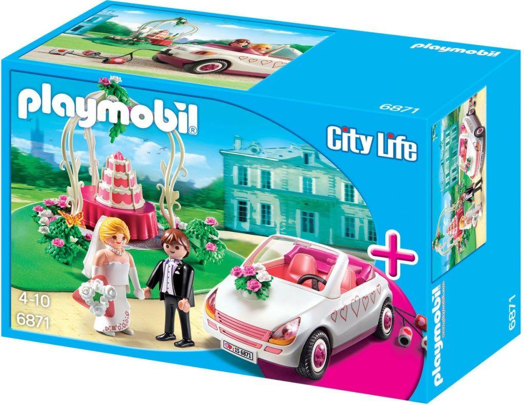 Playmobil 6871 Playmobil Set De Boda Novios Http Www Playmundo Es Playmobil 6871 Playmobil Set De Boda Novios 7407 P As Playmobil Tienda De Juguetes Juguetes