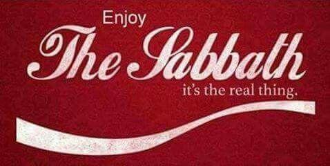 The pause that refreshes. | Sabbath quotes, Happy sabbath, Sabbath
