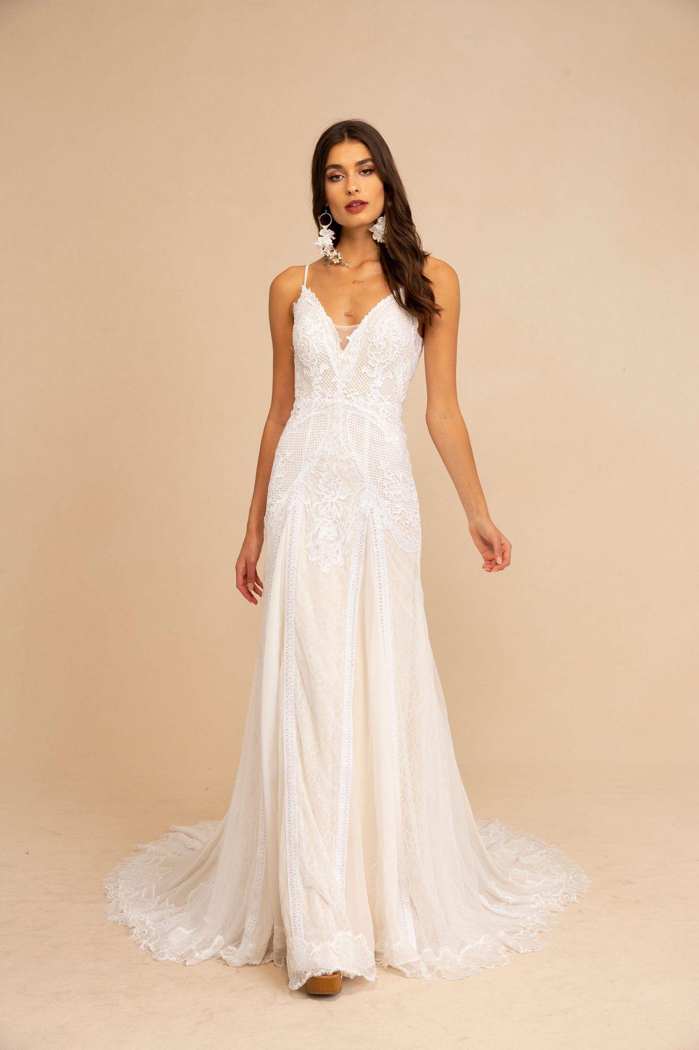 Cyprus Silk Crepe Wedding Dress Crepe Wedding Dress Amazing