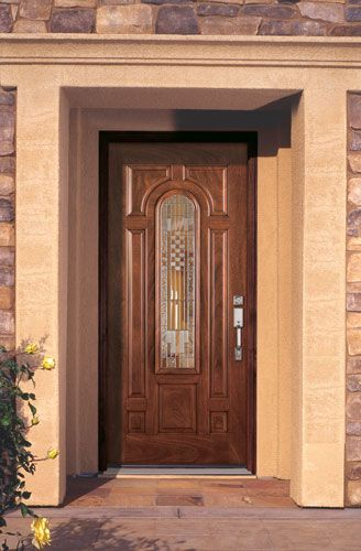 Feather River Door Monroe Entry Door Entry Exterior Doors