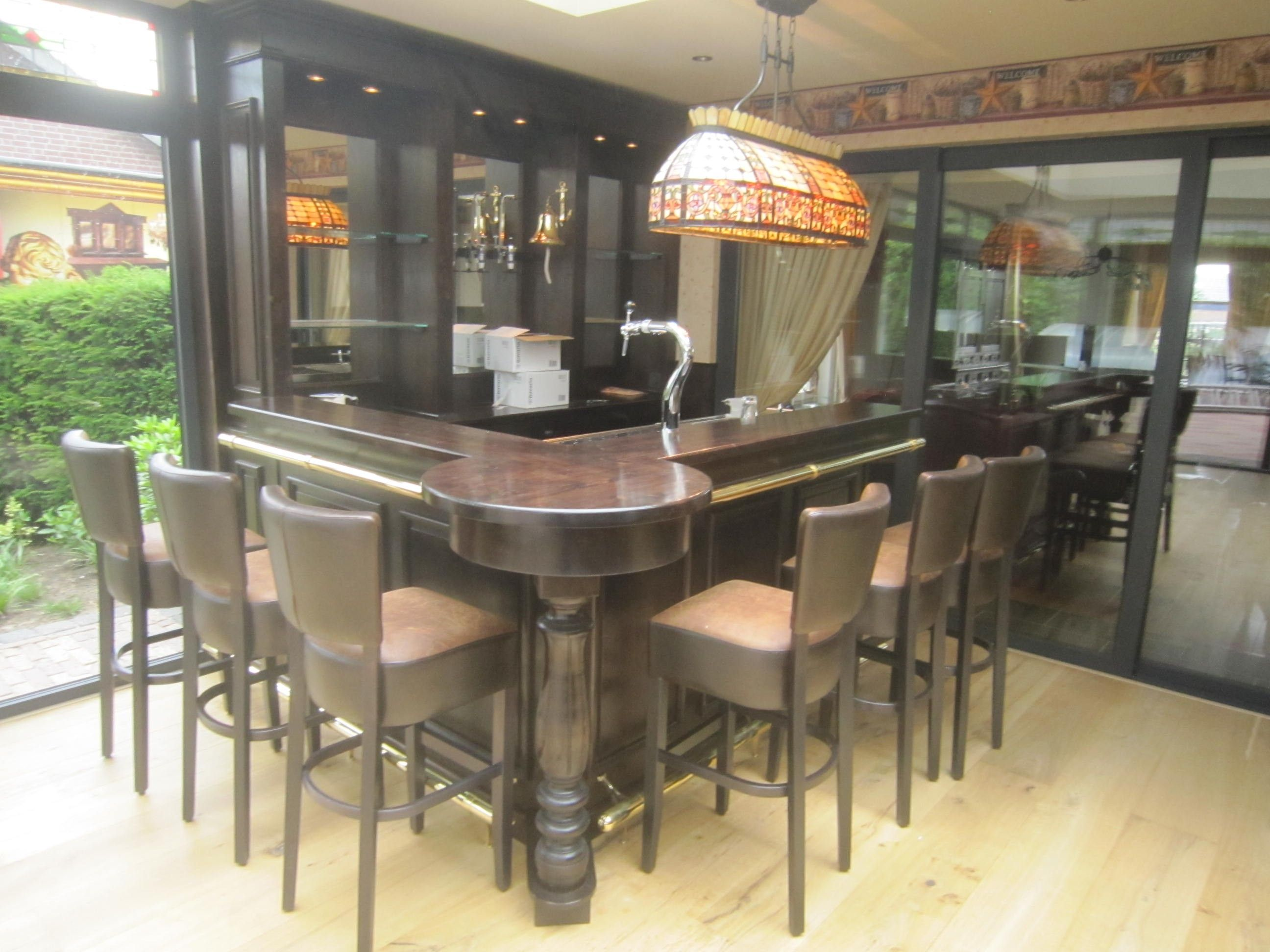 horeca tuindecoratie interieur inrichting caf in serre referenties horeca barren en. Black Bedroom Furniture Sets. Home Design Ideas