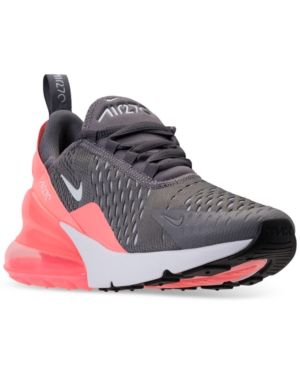 Nike Girls' Air Max 270 Casual Sneakers from Finish Line