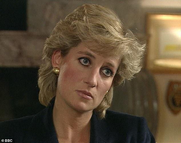 Highly Vulnerable Desperate Princess Diana Was Defiant Panorama Princess Diana Interview Princess Diana Princess Diana Pictures