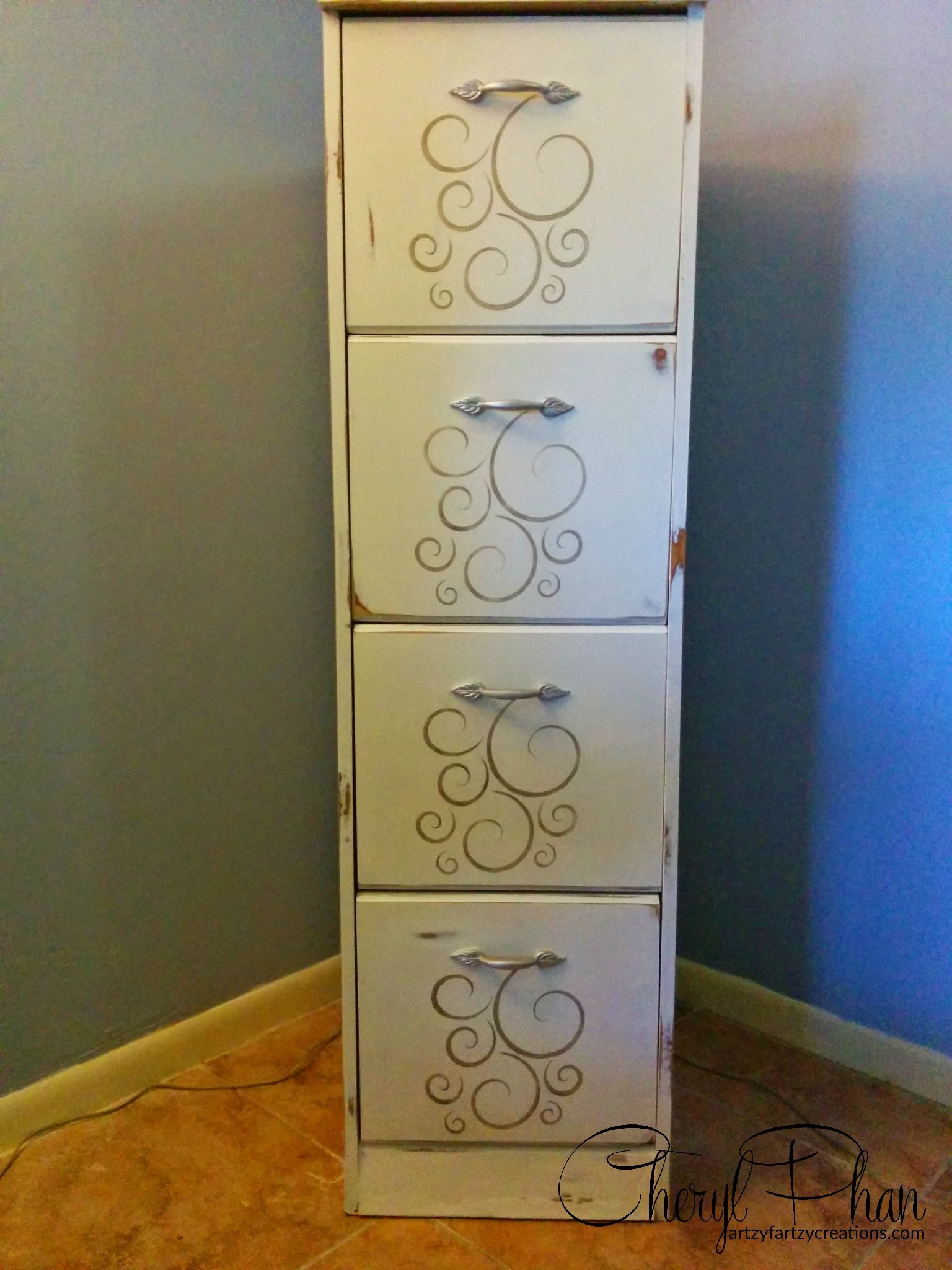File Cabinet After