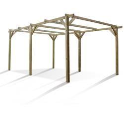 Carport Robin 15 M² Aus Holz Hühner Chicken Pinterest Garden