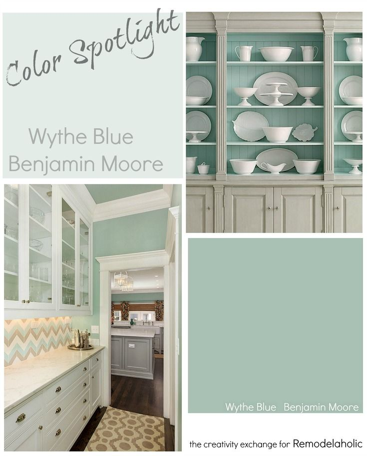 Wythe-Blue-from-Benjamin-Moore.-Color-Spotlight-on-Remodelaholic-1.jpg (735×912)