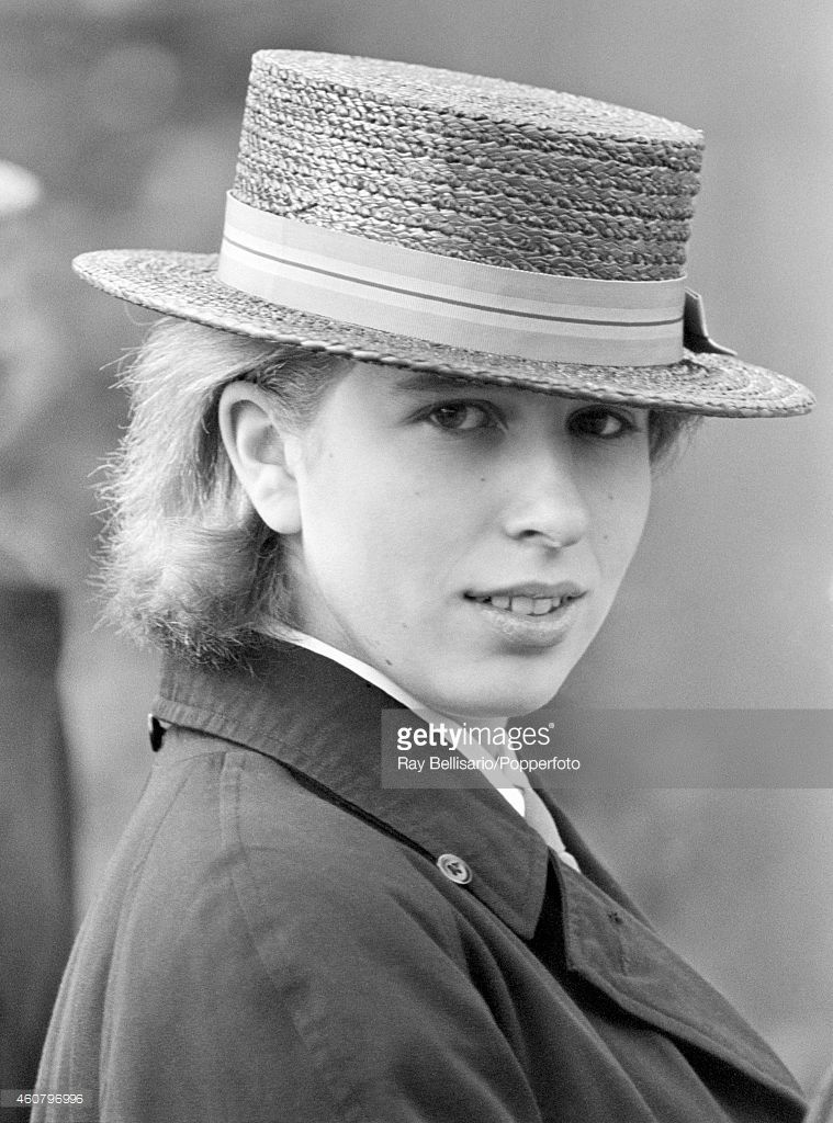 Princess Anne, 20th January 1966