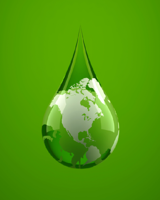 Water Conservation. Using HOST saves water. How much water