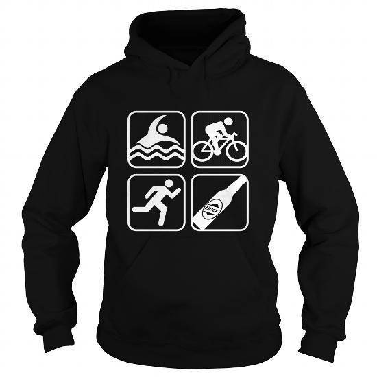 Swim Bike Run Beer LIMITED TIME ONLY. ORDER NOW if you like, Item Not Sold Anywhere Else. Amazing for you or gift for your family members and your friends. Thank you! #beer