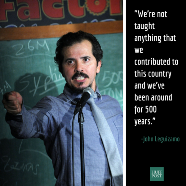 17 Of The Most Powerful Things Latinos Said In 2015 That Got Us Thinking