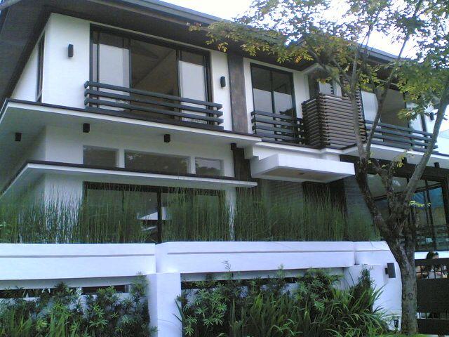 Modern asian zen house design