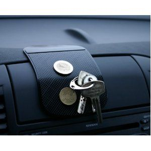 0.9 EUR key / phone non-slip mat on cars