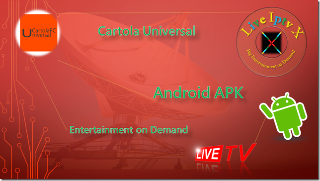 Watch TV Stream Online - Cartola Universal APK For Android