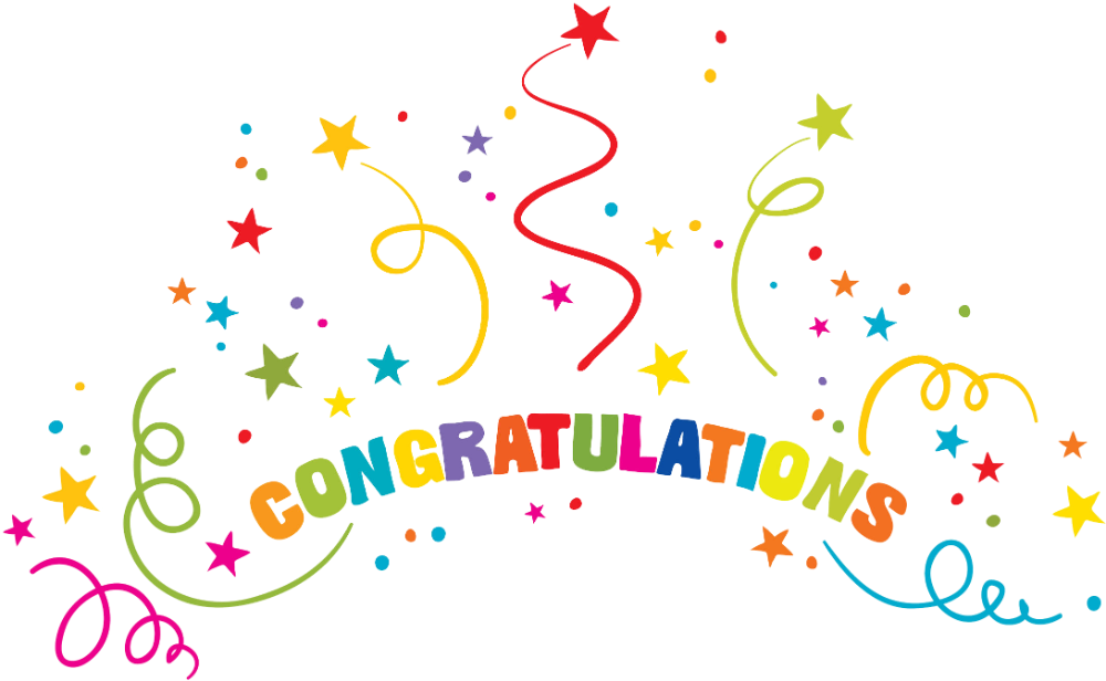Congratulation Free Download Png Congratulations Png