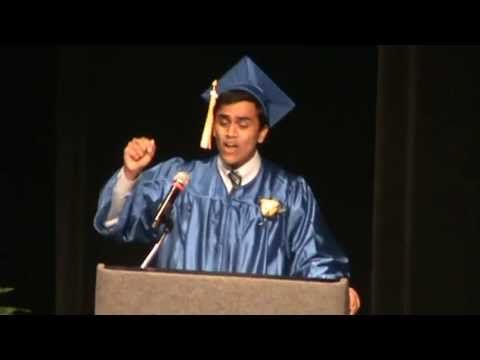 Best Graduation Speech Ever  Mini Movies
