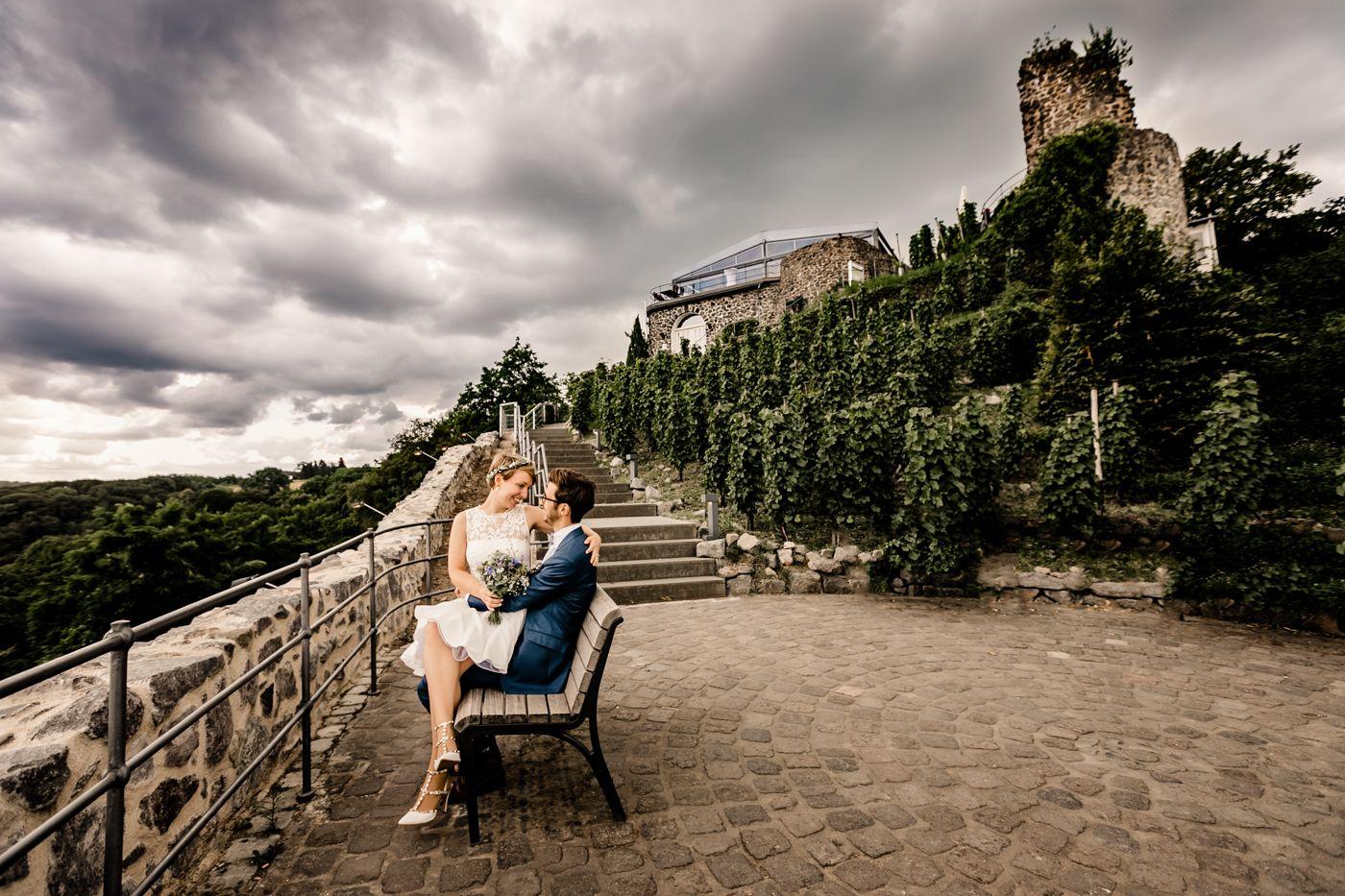 Rolandsbogen Konigswinter Standesamt Brautpaar Brautpaar Shooting Wedding Hochzeit Trauung Hochzeit Braut