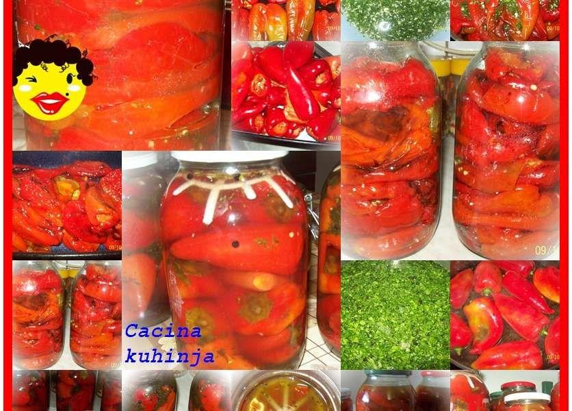 Peglane, pržene i barene paprike u tegli (3 u 1), tri recepta u jednom | Recept