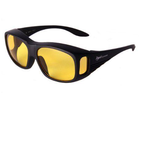 Sonnenbrille - Black Glasses - gelb wY1dgH
