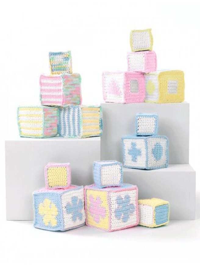 Baby Gifts in Bernat Baby Coordinates | Bernat Knitting Books ...