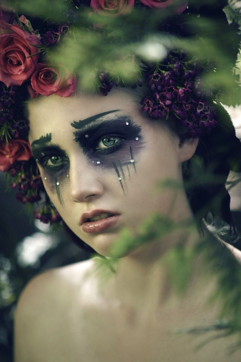 Idea by rio neubauer on makeup fantasy makeup fantasy