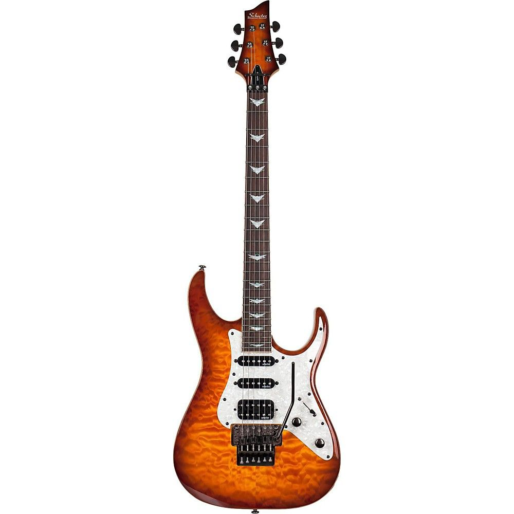 Schecter Guitar Research Banshee-6 FR Extreme Solid Body Electric ...