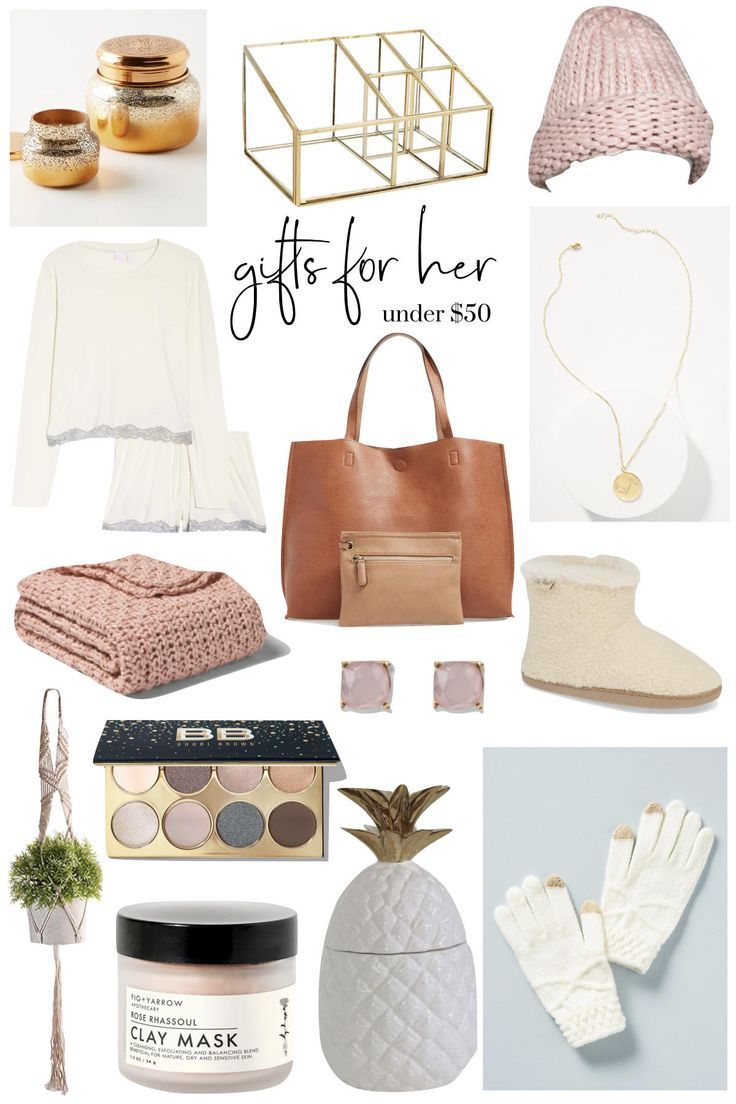 Gifts For Her Under 50 Thank You Gifts For Her