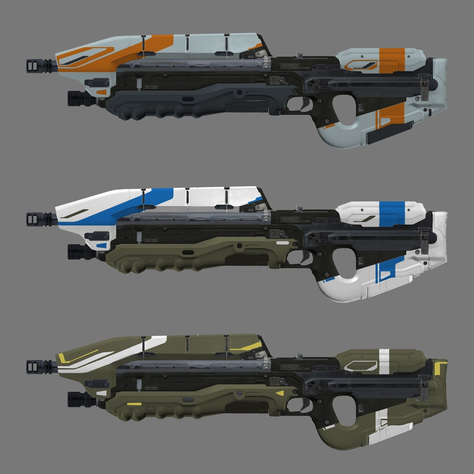 Halo Reach Covenant Weapons