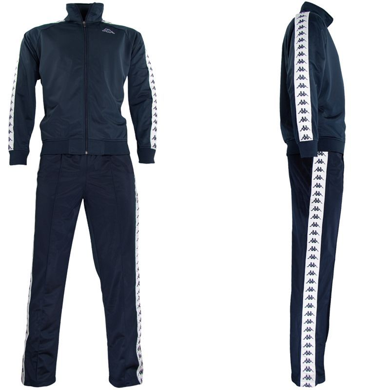 12344b08 Details about Kappa SPORT SUITS 222 BANDA DUEDUEDUE TRACKSUITS MAN ...