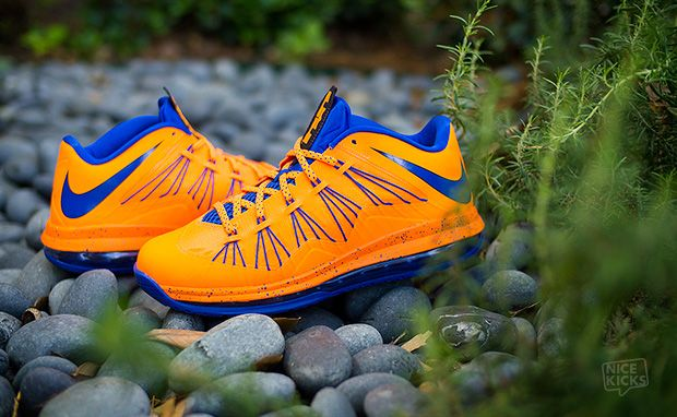 Nike Air Max Lebron X 10 Elite / Low Basketball Shoes /Sneakers Red Green  Orange in Clothing, Shoes & Accessories, Men's Shoes, Athletic
