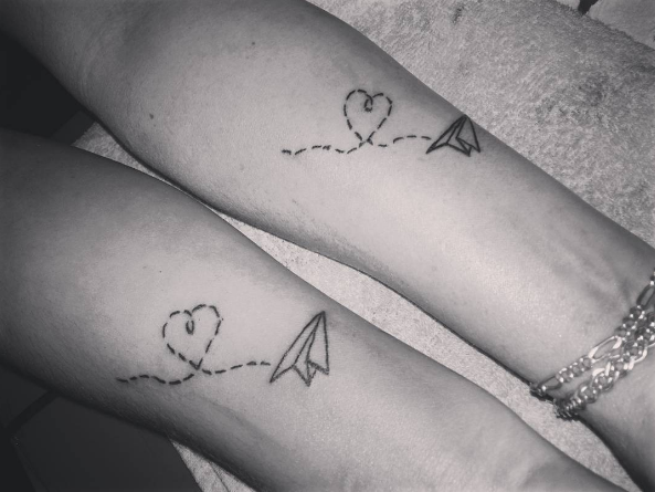 f24a9fa0f2bff If you've always wanted to get matching tattoos with your mom, just show her  these!