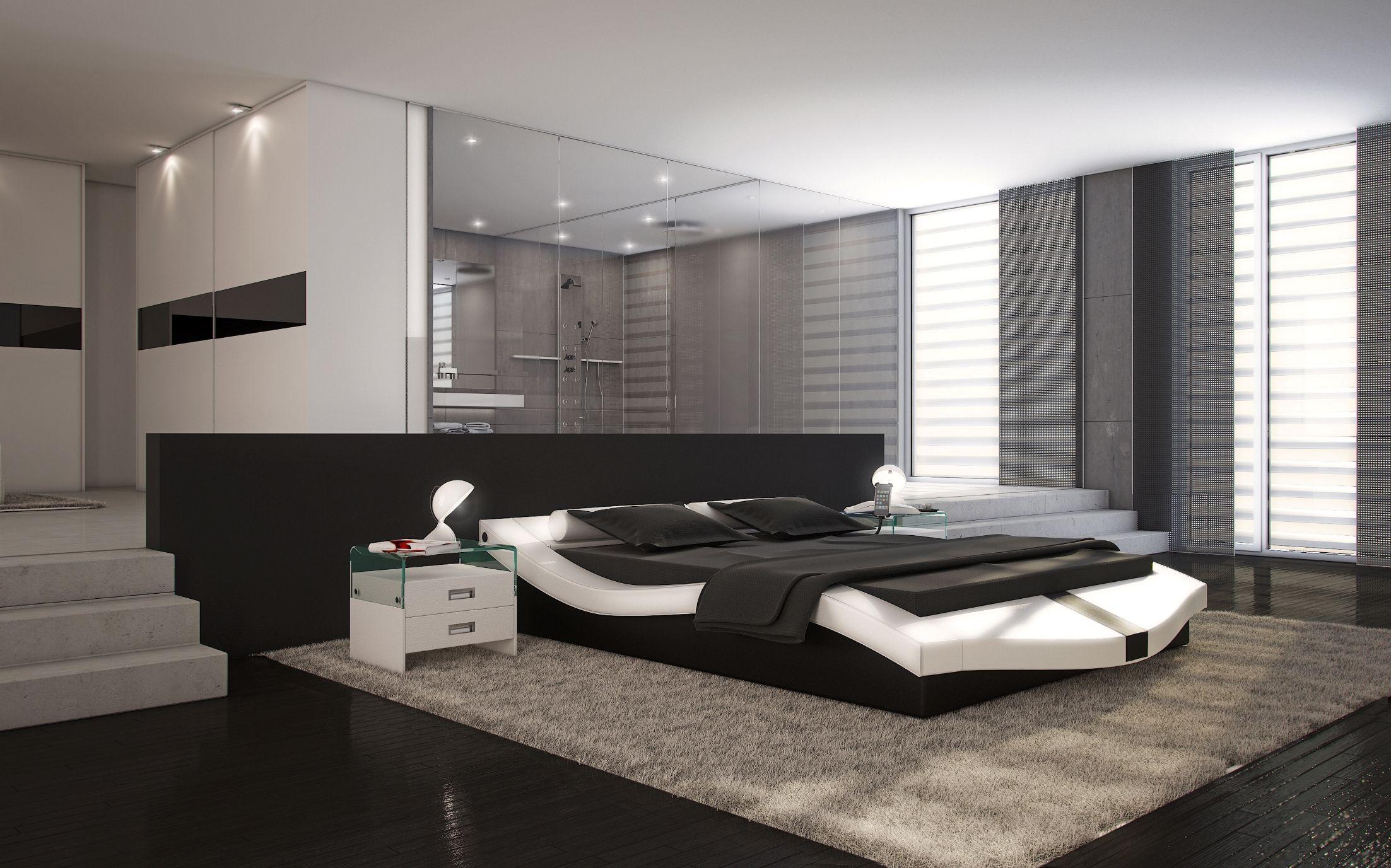 schlafzimmer modern design chillege wohnideen design - Designer Schlafzimmer