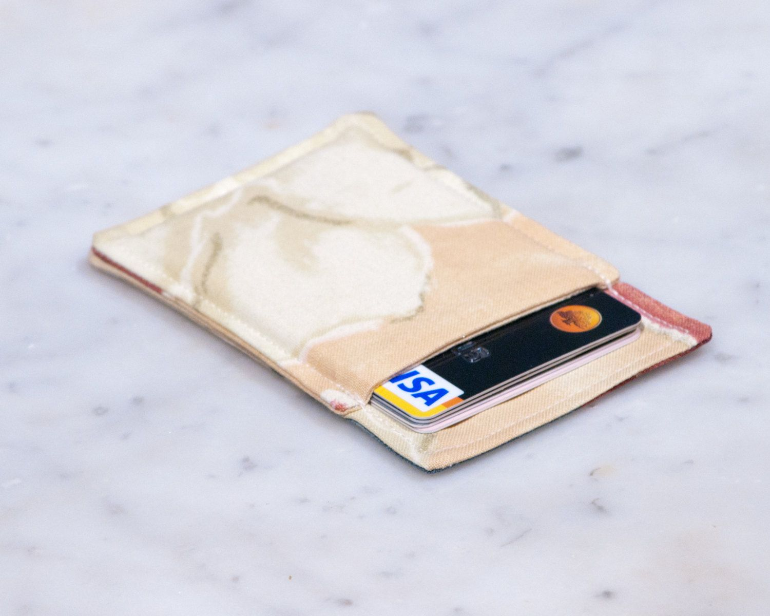 Minimalist wallet - Credit card wallet - Slim business card holder ...