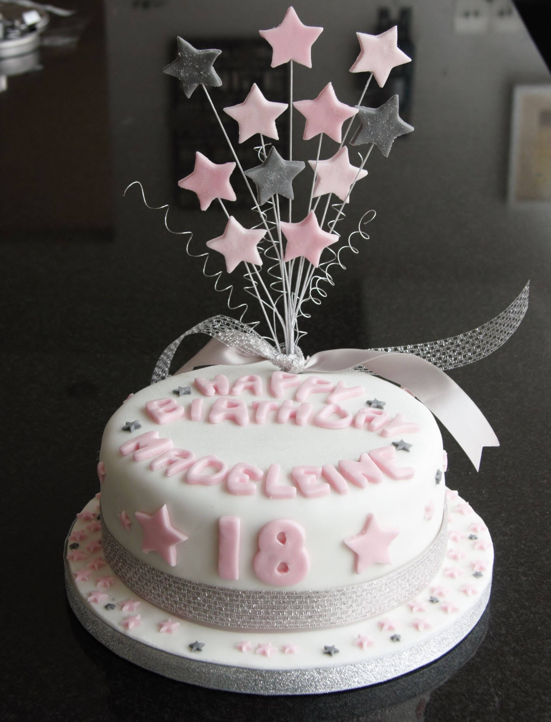 Cake Decoration For 18th Birthday : 18th birthday cakes - Google Search Shannon s 18th ...