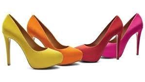Resultado de imagem para sapatos femininos maravilhosos